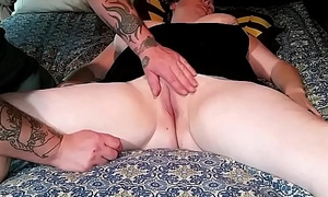 42017 Sleeping wife exposed,toyed,fucked,creampied part1