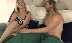 Mom Has a Sex Addiction and Begs Son to Fuck Her - Fifi Foxx and Weasel words Ninja